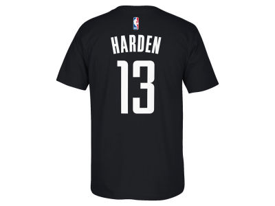 Houston Rockets James Harden adidas NBA Youth Name And Number T-Shirt