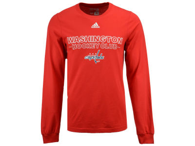 Washington Capitals adidas NHL Men's Frontline Long Sleeve T-shirt