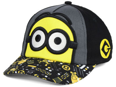 Minions Youth Printed Visor Adjustable Cap