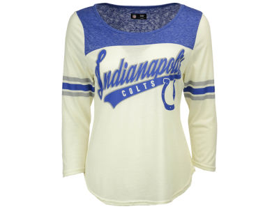 Indianapolis Colts G-III Sports NFL Women's Endzone Long Sleeve T-Shirt