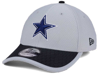 Dallas Cowboys New Era NFL Field Goal Sideline 39THIRTY Cap