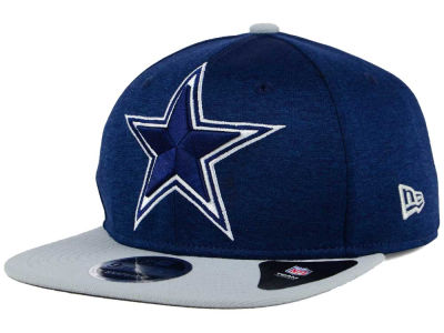 Dallas Cowboys New Era NFL Heather Huge 9FIFTY Snapback Cap