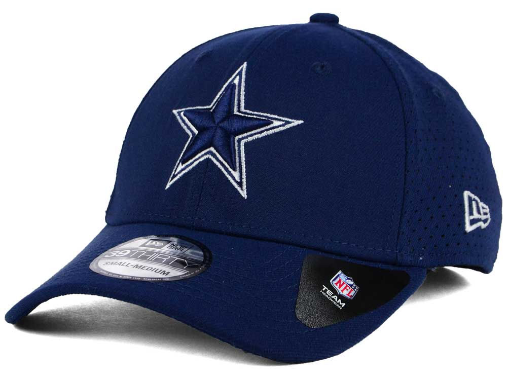 f987c2caf Dallas Cowboys New Era NFL Prime Pierce 39THIRTY Cap
