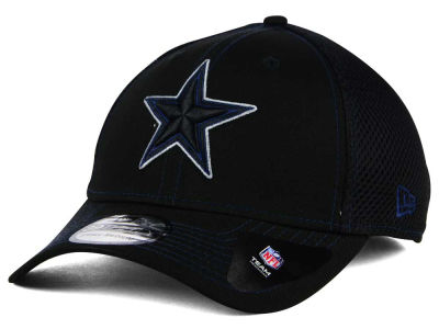 Dallas Cowboys New Era NFL Shock Stitch Neo 39THIRTY Cap