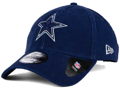 Dallas Cowboys New Era NFL Relaxed 2Tone 9TWENTY Strapback Cap