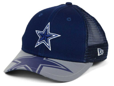 Dallas Cowboys New Era Kids Mega Flect Cap