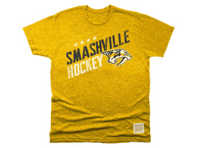 Nashville Predators Retro Brand NHL Men's Local Flavor T-shirt