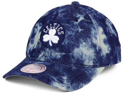 Boston Celtics Mitchell & Ness NBA Acid Stop On A Dime Cap