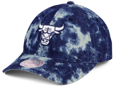 Chicago Bulls Mitchell & Ness NBA Acid Stop On A Dime Cap