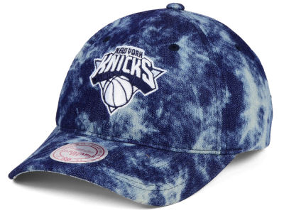 New York Knicks Mitchell & Ness NBA Acid Stop On A Dime Cap