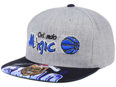 Orlando Magic Mitchell & Ness NBA Caricature Snapback Cap