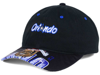 Orlando Magic Mitchell & Ness NBA Caricature Dad Hat