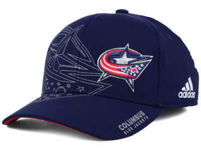 Columbus Blue Jackets adidas NHL 2nd Season Flex Cap