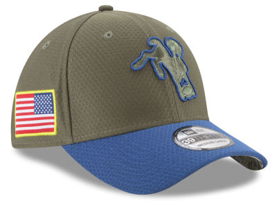 Indianapolis Colts New Era 2017 NFL Salute To Service 39THIRTY Cap