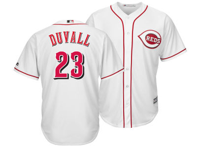 Cincinnati Reds Adam Duvall Majestic MLB Men's Player Replica Cool Base Jersey