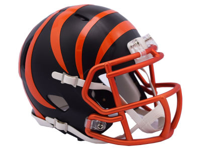 Cincinnati Bengals Speed Blaze Alternate Mini Helmet