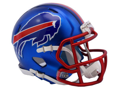 Buffalo Bills Riddell Speed Blaze Alternate Mini Helmet