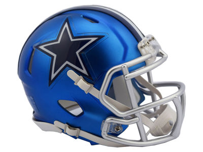 Dallas Cowboys Riddell Speed Blaze Alternate Mini Helmet