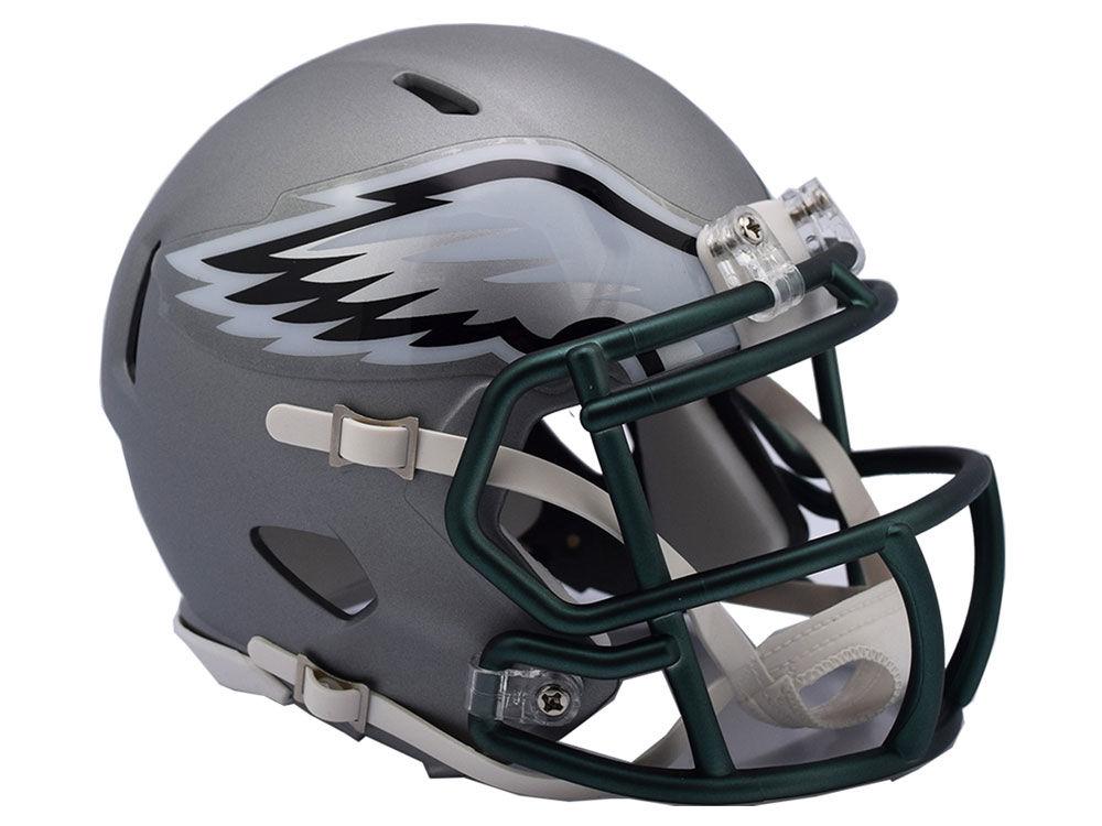 771d366e0 Philadelphia Eagles Riddell Speed Blaze Alternate Mini Helmet