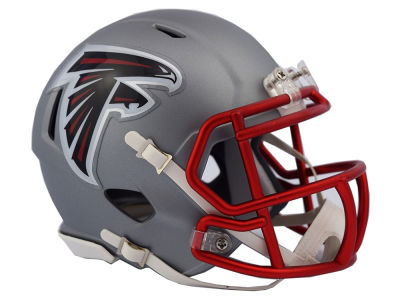 Atlanta Falcons Riddell Speed Blaze Alternate Mini Helmet