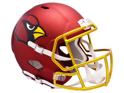 Arizona Cardinals Riddell Speed Blaze Alternate Replica Helmet