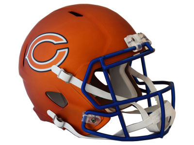 Chicago Bears Riddell Speed Blaze Alternate Replica Helmet