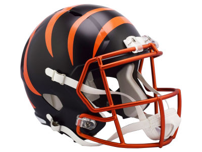 Cincinnati Bengals Riddell Speed Blaze Alternate Replica Helmet