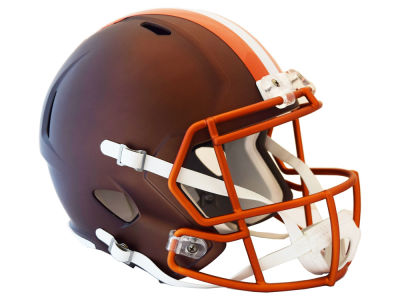Cleveland Browns Riddell Speed Blaze Alternate Replica Helmet