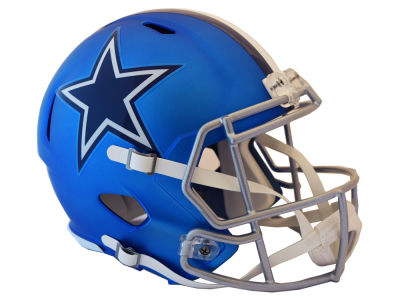 Dallas Cowboys Riddell Speed Blaze Alternate Replica Helmet