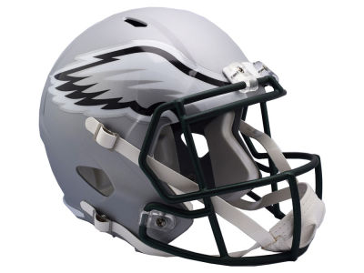 Philadelphia Eagles Riddell Speed Blaze Alternate Replica Helmet