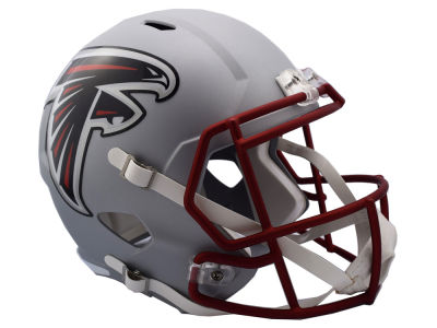 Atlanta Falcons Speed Blaze Alternate Replica Helmet