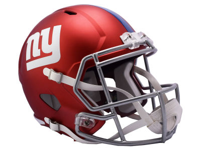 New York Giants Riddell Speed Blaze Alternate Replica Helmet