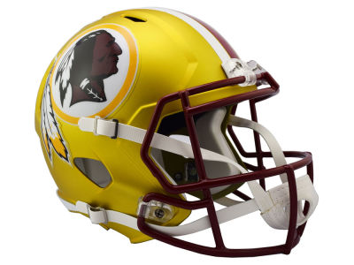 Washington Redskins Speed Blaze Alternate Replica Helmet