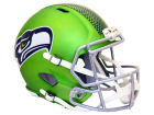 Seattle Seahawks Riddell Speed Blaze Alternate Replica Helmet Collectibles