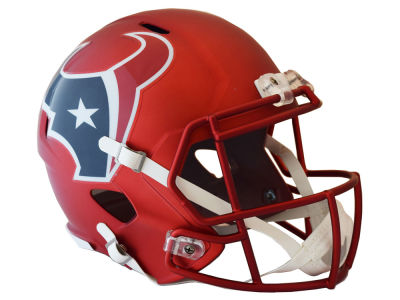 Houston Texans Speed Blaze Alternate Replica Helmet