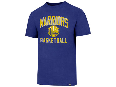 Golden State Warriors '47 NBA Men's 6th Man Club T-Shirt