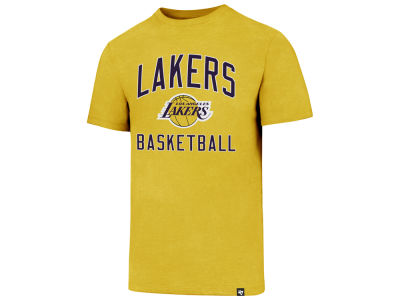Los Angeles Lakers '47 NBA Men's 6th Man Club T-Shirt