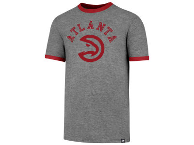 Atlanta Hawks '47 NBA Men's Capital Ringer T-shirt