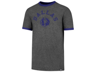 Dallas Mavericks '47 NBA Men's Capital Ringer T-shirt