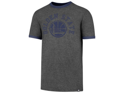 Golden State Warriors '47 NBA Men's Capital Ringer T-shirt