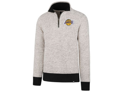 Los Angeles Lakers '47 NBA Men's Kodiak Tonal Quarter Zip Pullover