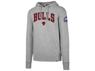 Chicago Bulls '47 NBA Men's Double Double Pullover Hoodie
