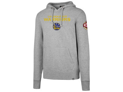 Golden State Warriors '47 NBA Men's Double Double Pullover Hoodie