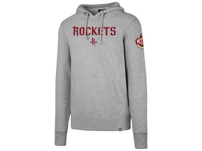 Houston Rockets '47 NBA Men's Double Double Pullover Hoodie