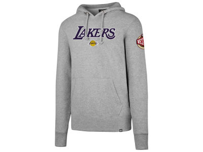 Los Angeles Lakers '47 NBA Men's Double Double Pullover Hoodie