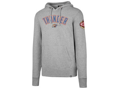 Oklahoma City Thunder '47 NBA Men's Double Double Pullover Hoodie