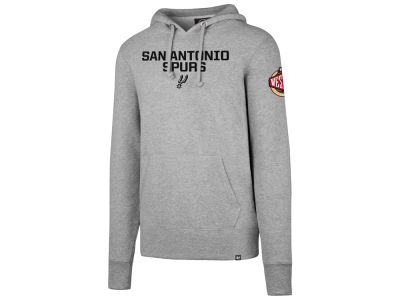 San Antonio Spurs '47 NBA Men's Double Double Pullover Hoodie