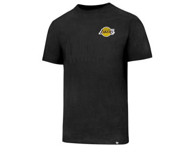 Los Angeles Lakers '47 NBA Men's Triple Double Club T-shirt