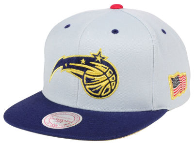 Orlando Magic Mitchell & Ness NBA USA 2Tone 2.0 Snapback Cap