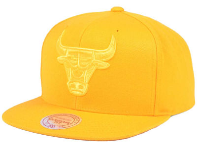 Chicago Bulls Mitchell & Ness NBA Hyper Colors Snapback Cap